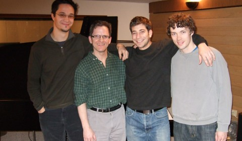 Ben, Steve, Sharif, and Jake